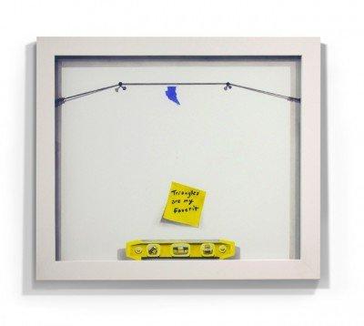 trianglesaremyfaverit-framed