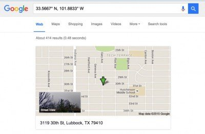 its snowing on the map_lubbock