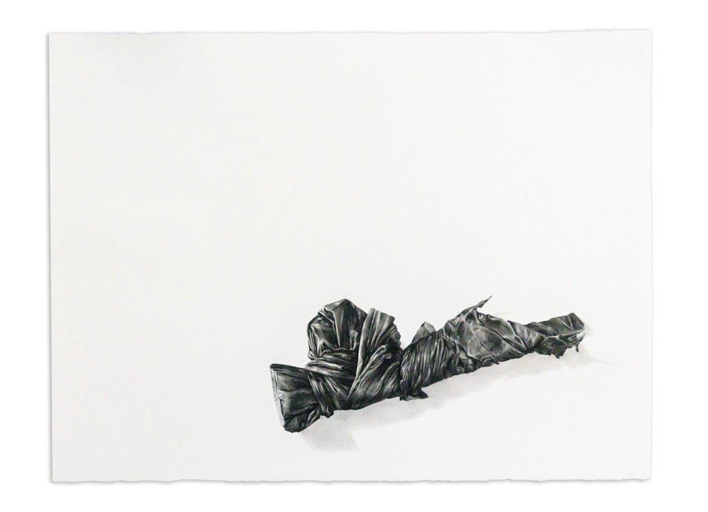 ryder richards trash bag drawing